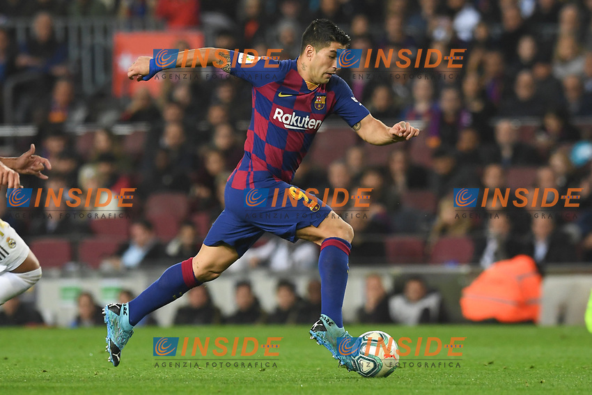 Luis Suarez<br /> <br /> <br /> 18/12/2019 <br /> Barcelona - Real Madrid<br /> Calcio La Liga 2019/2020 <br /> Photo Paco Largo Panoramic/insidefoto <br /> ITALY ONLY