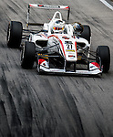 Nick Cassidy races the Formula 3 Macau Grand Prix during the 61st Macau Grand Prix on November 14, 2014 at Macau street circuit in Macau, China. Photo by Aitor Alcalde / Power Sport Images