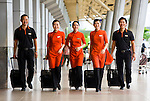 Jetstar shoot, Ho Chi Minh City, Tan Son Nhat Airport, 5 Sept 2009
