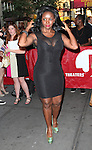 Saycon Sengbloh.attending the opening night of the Broadway limited engagement of 'Fela!' at the Al Hirschfeld Theatre on July 12, 2012 in New York City.