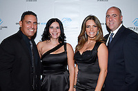 Daniel Mora, Mavis Mora, Jessica Gutierrez, and Eric Goldberg attend The Boys and Girls Club of Miami Wild About Kids 2012 Gala at The Four Seasons, Miami, FL on October 20, 2012