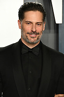 09 February 2020 - Los Angeles, California - Joe Manganiello<br /> . 2020 Vanity Fair Oscar Party following the 92nd Academy Awards held at the Wallis Annenberg Center for the Performing Arts. Photo Credit: Birdie Thompson/AdMedia