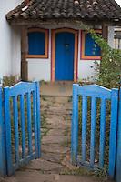 Tiradentes_MG, Brasil...Casaroes historicos na cidade historica de Tiradentes, Minas Gerais...Some colonial houses in historical city Tiradentes in Minas Gerais. ..Foto: JOAO MARCOS ROSA / NITRO