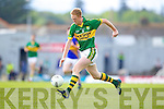 Colm Cooper, Kerry in action against \t0\ in the first round of the Munster Football Championship at Fitzgerald Stadium on Sunday.
