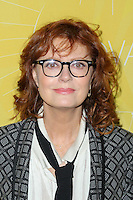 NEW YORK CITY, NY, USA - APRIL 25: Susan Sarandon at the 2014 Variety Power Of Women: New York Luncheon held at Cipriani 42nd Street on April 25, 2014 in New York City, New York, United States. (Photo by Jeffery Duran/Celebrity Monitor)