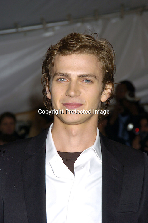Hayden Christiansen ..at The Metropolitan Museum of Art's Costume Institute Gala ..celebrating Chanel on May 2, 2005 in New York City.    Photo by Robin Platzer, Twin Images