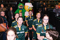 Rotterdam, The Netherlands, 14 Februari 2019, ABNAMRO World Tennis Tournament, Ahoy, Ballkids,<br /> Photo: www.tennisimages.com/Henk Koster