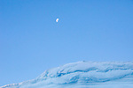 The Moon & Enterprise Island, Antarctica