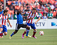 San Jose Earthquakes vs Atletico Madrid, Sunday, July 27, 2014