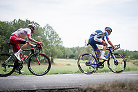 Lilian Calmejane (FRA/Total - Direct Energie) is part of the breakaway group<br /> <br /> Stage 11: Albi to Toulouse(167km)<br /> 106th Tour de France 2019 (2.UWT)<br /> <br /> ©kramon