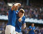 Goalscorer Lee McCulloch hails provider Lewis Macleod