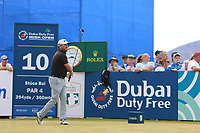 Graeme McDowell (NIR) on the 10th during Round 2 of the Dubai Duty Free Irish Open at Ballyliffin Golf Club, Donegal on Friday 6th July 2018.<br /> Picture:  Thos Caffrey / Golffile