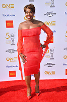 LOS ANGELES, CA. March 30, 2019: Joy Reid at the 50th NAACP Image Awards.<br /> Picture: Paul Smith/Featureflash