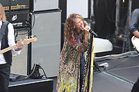Steven Tyler on the Today Show 8/15/2018 on the Today Sh ow 8/15/2018 <br /> Photo by John Barrett/PHOTOlink.net