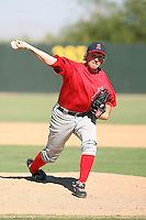 AJ Schugel - Los Angeles Angels - 2010 Instructional League.Photo by:  Bill Mitchell/Four Seam Images..