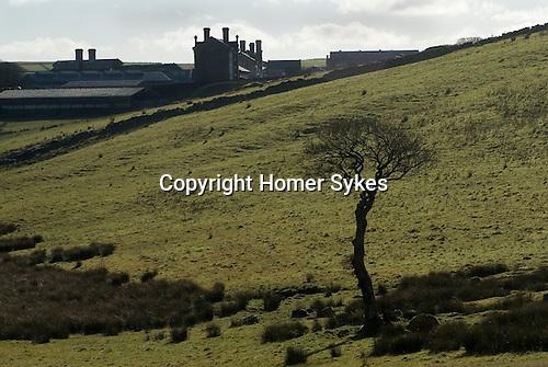 Dartmoor Prison, Princetown Devon Uk.