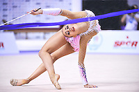 September 25, 2014 - Izmir, Turkey - RITA MAMUN of Russia performs at 2014 World Championships.