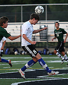Lake Orion at Royal Oak, Boys Varsity Soccer, 9/6/12