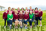 Ballybunion Ladies Team at the Noreen Moore Cup final at Tralee Barrow Golf Club on Tuesday