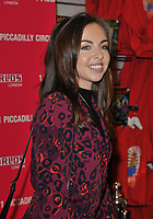 Louisa Lytton at the Bodyworlds human anatomy exhibition VIP launch, The London Pavilion, Piccadilly Institute, London, England, UK, on Thursday 04 October 2018.<br /> CAP/CAN<br /> &copy;CAN/Capital Pictures