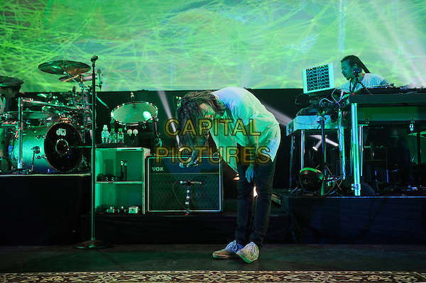 LONDON, ENGLAND - JUNE 16: Brandon Boyd of 'Incubus' performing at Eventim Apollo on June 16, 2015 in London, England.<br /> CAP/MAR<br /> &copy; Martin Harris/Capital Pictures