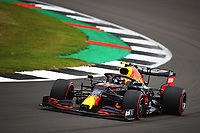 1st August 2020, Silverstone, Northampton, UK; FIA Formula One World Championship 2020, Grand Prix of Great Britain,  qualifying;  23 Alexander Albon THA, Aston Martin Red Bull Racing