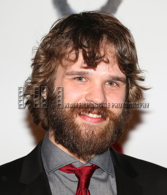 Ethan Applegate attends the Broadway Opening Night After Party for 'The Last Ship' at Pier 60 on October 26, 2014 in New York City.