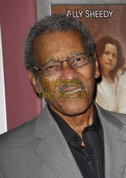 "DICK ANTHONY WILLIAMS .""Steam"" - Los Angeles Premiere - Arrivals held at Laemmle's Sunset 5, West Hollywood, California, USA, .13 March 2009..portrait headshot facial hair glasses moustache mustache grey gray .CAP/ADM/KB.©Kevan Brooks/Admedia/Capital PIctures"