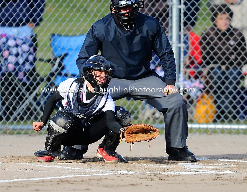 Wesleyan vs. Eastern Softball from Middletown, CT.