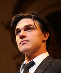 Finn Wittrock.during the 68th Annual Theatre World Awards at the Belasco Theatre  in New York City on June 5, 2012.