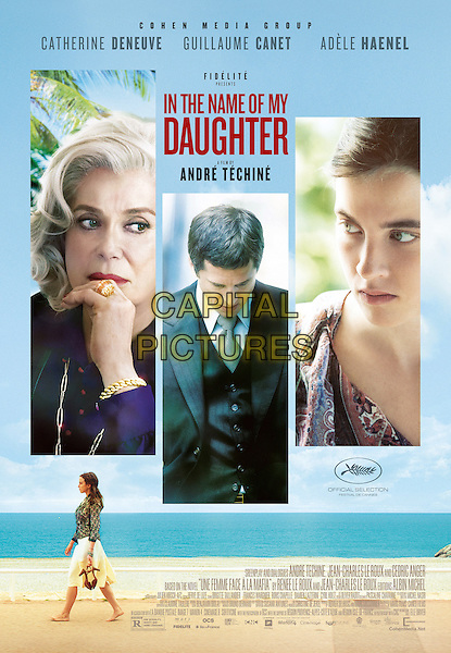 In the Name of My Daughter (2014) <br /> (L'homme qu'on aimait trop)<br /> POSTER ART<br /> *Filmstill - Editorial Use Only*<br /> CAP/KFS<br /> Image supplied by Capital Pictures