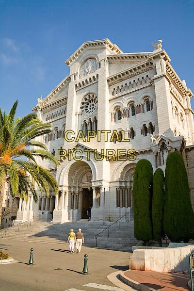 Saint Nicholas Cathedral, Cathedrale de Monaco, Monaco-Ville, Monaco, France
