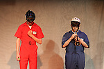 Maximum Impact Performance Squad at Sketchfest NYC, 2006. Sketch Comedy Festival in New York City.