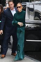 NOV 11 Jennifer Lopez seen in NYC