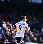 Valencia CF's  Paco Alcacer  during La Liga match. January 17, 2016. (ALTERPHOTOS/Javier Comos)