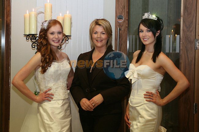 Wedding Fair in the City North Hotel....Photo NEWSFILE/Jenny Matthews.(Photo credit should read Jenny Matthews/NEWSFILE)....This Picture has been sent you under the condtions enclosed by:.Newsfile Ltd..The Studio,.Millmount Abbey,.Drogheda,.Co Meath..Ireland..Tel: +353(0)41-9871240.Fax: +353(0)41-9871260.GSM: +353(0)86-2500958.email: pictures@newsfile.ie.www.newsfile.ie.FTP: 193.120.102.198.