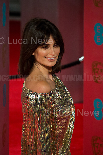 Penelope Cruz.<br />
