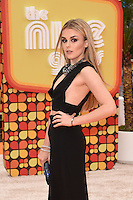 Tallia Storm<br /> arrives for the premiere of &quot;The Nice Guys&quot; at the Odeon Leicester Square, London.<br /> <br /> <br /> &copy;Ash Knotek  D3120  19/05/2016