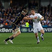 Rugby World Cup Auckland England v Scotland  Pool B 01/10/2011. Ben Foden (England)    .Photo  Frey Fotosports International/AMN Images