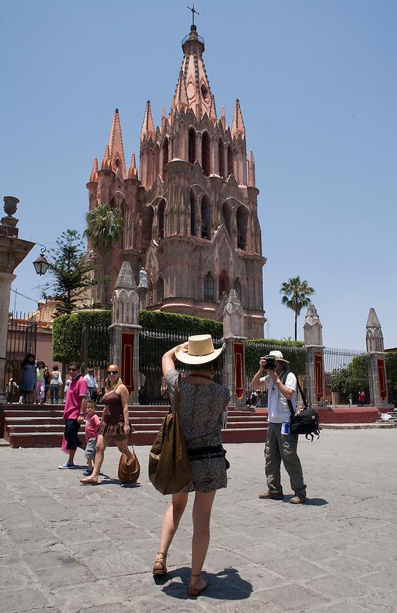San Miguel de Allende, Guanajuato, Mexico. Aromas y Sabores with Chef Patricia Quintana