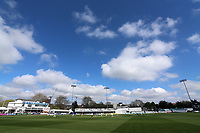 General view of play under blue skies during Essex CCC vs Durham MCCU, English MCC University Match Cricket at The Cloudfm County Ground on 2nd April 2017