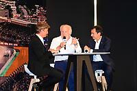 DAVID RICHARDS (GRR) THE CHAIRMAN OF PRODRIVE AND ASTON MARTIN SPIRIT OF LE MANS 2017 PIERRE FILLON (FRA) PRESIDENT AUTOMOBILE CLUB DE L'OUEST