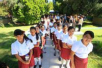 Escuelas y rio 28 Agosto 2014