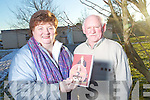 Frances Kennedy pictured with her husband Patsy hho has just released a new DVD of recent concert for Pakistan.