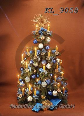 Interlitho-Helga, CHRISTMAS SYMBOLS, WEIHNACHTEN SYMBOLE, NAVIDAD SÍMBOLOS, photos+++++,tree; orange,KL9058,#xx#