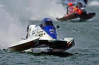 Garrett Armstrong, #22 and Kevin Ladd, #41 (SST-120 class)
