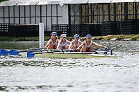 Race: 156 J4x Heat - Latymer Upper  vs Latymer Upper <br /> <br /> Henley Women's Regatta 2017<br /> <br /> To purchase this photo, or to see pricing information for Prints and Downloads, click the blue 'Add to Cart' button at the top-right of the page.