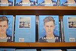CORAL GABLES, FL - JUNE 09: General view of books on display during Caspar Lee signing copies of his book 'Caspar Lee' at Books and Books on June 9, 2016 in Coral Gables, Florida. ( Photo by Johnny Louis / jlnphotography.com )