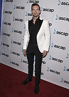 BEVERLY HILLS, CA - APRIL 23:  Damon Sharpe at the 35th Annual ASCAP Pop Music Awards at the Beverly Hilton on April 23, 2018 in Beverly Hills, California. (Photo by Scott KirklandPictureGroup)