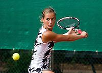 12-08-11, Tennis, Hillegom, Nationale Jeugd Kampioenschappen, NJK, Paula de Man